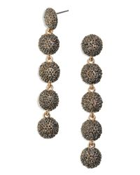 BaubleBar | Multicolor Irena Drop Earrings | Lyst