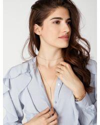 BaubleBar - Metallic Mira Layered Necklace - Lyst