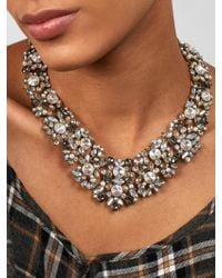 BaubleBar - Multicolor Andria Statement Necklace - Lyst