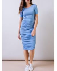 Baukjen - Blue Erice Dress - Lyst