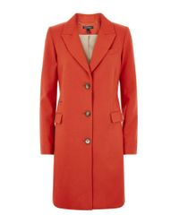 Baukjen | Red Henshaw City Coat | Lyst