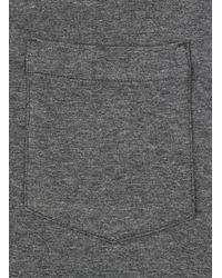 Baukjen - Gray Long Sleeve Tee - Lyst