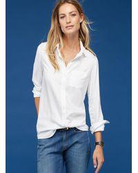 Baukjen   White Coco Shirt   Lyst