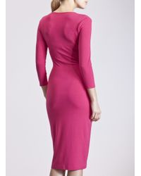 Baukjen - Pink Gianna Dress - Lyst