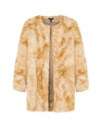 Baukjen | Natural Jordanston Car Coat | Lyst