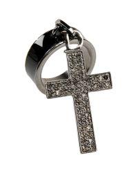 Dior Black Ring