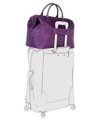 Lipault | Purple Weekend Carry-on Satchel for Men | Lyst