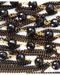 Rosantica - Black Montecito Onyx Necklace - Lyst