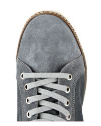 Napapijri | Gray Combat Boots for Men | Lyst