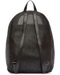 Stella McCartney | Black Falabella Shaggy Deer Backpack | Lyst