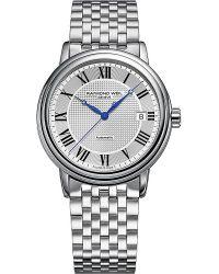 Raymond Weil   Metallic Maestro Women's Stainless Steel Bracelet Watch   Lyst