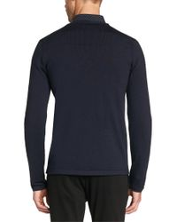 HUGO - Blue Sweater In New Wool: 'sivattalo' for Men - Lyst