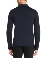 HUGO | Blue Sweater In New Wool: 'sivattalo' for Men | Lyst