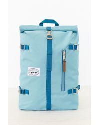 Poler - Blue Rolltop Backpack for Men - Lyst