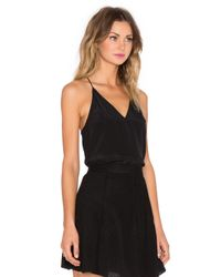 Cami NYC | Black The Madison Cami | Lyst