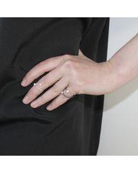 Dorota Todd | Kosmos Ring Black | Lyst