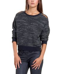 Patrizia Pepe | Black Women's Sweater | Lyst
