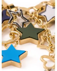 Marc By Marc Jacobs | Metallic Star Pendant Necklace | Lyst