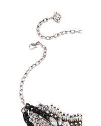 Laura Cantu - Florica Necklace - Black Multi - Lyst