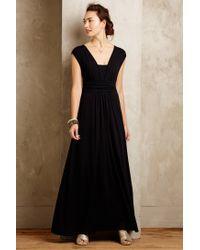 Anthropologie - Black Verda Maxi Dress - Lyst