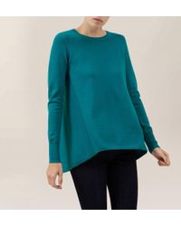 Hobbs | Blue Kerry Sweater | Lyst