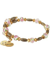 ALEX AND ANI | Multicolor Road To Romance Wrap Bracelet | Lyst