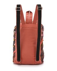 Shashi - Aida Backpack - Orange - Lyst
