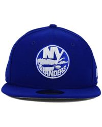 KTZ | Blue New York Islanders C-Dub 59Fifty Cap for Men | Lyst