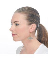 Lulu Frost | Metallic Tuileries Earring | Lyst