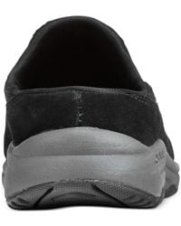 Easy Spirit | Black Travelwool Sneakers | Lyst