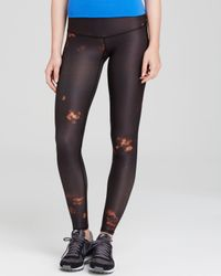 Teeki - Black Buffalo Princess Hot Pant Leggings - Lyst