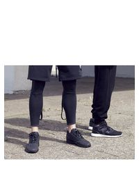 Adidas Originals Black Zx Flux Xeno Sneakers