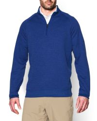 Under Armour - Blue Flagstick Storm Fleece for Men - Lyst