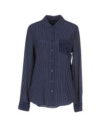 Equipment | Blue Shirt | Lyst