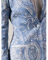 Altuzarra - Blue Acacia Blazer - Lyst