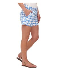 Lilly Pulitzer - Blue Callahan Short - Lyst