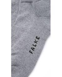 Falke - Gray Cosy Socks - Grey - Lyst