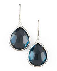 Ippolita | Metallic Topaz Teardrop Earrings | Lyst
