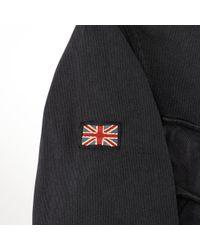 Polo Ralph Lauren | Black Fleece Artillery Hoodie for Men | Lyst