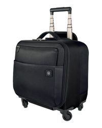 Victorinox - Black Victorinox Swiss Army 'avolve' Wheeled Boarding Tote for Men - Lyst