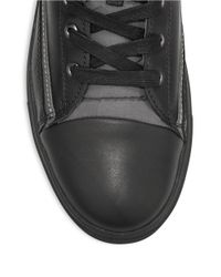 Kenneth Cole Reaction - Black Done-zo Hi-top Sneakers for Men - Lyst