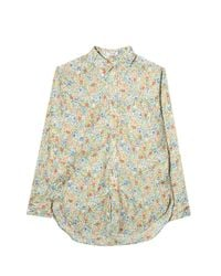 Engineered Garments - Multicolor 19th Century Button Down Shirt - Lyst