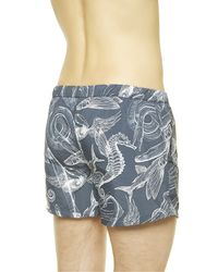 La Perla | Blue Swimming Shorts for Men | Lyst