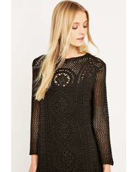 Free People - Black Rosalind Dress - Lyst