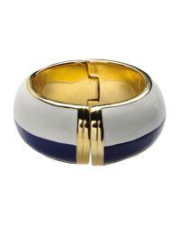 Moschino - Blue Bracelet - Lyst