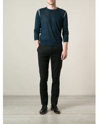 Paul Smith - Black Slim Tailored Trousers for Men - Lyst