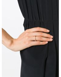 Carolina Bucci - Metallic 'mirador' Band Ring - Lyst