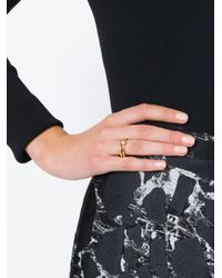 Wouters & Hendrix - Metallic 'playfully Precious' Moonstone Ring - Lyst