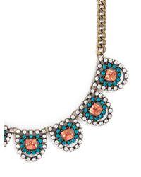 BaubleBar | Blue Indian Sapphire Mykonos Collar | Lyst