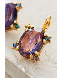 Elizabeth Cole | Purple Alpine Drops | Lyst